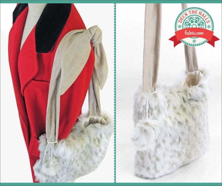 Fun Free Fur Bag Pattern