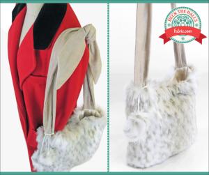 Free Faux Fur Bag Pattern