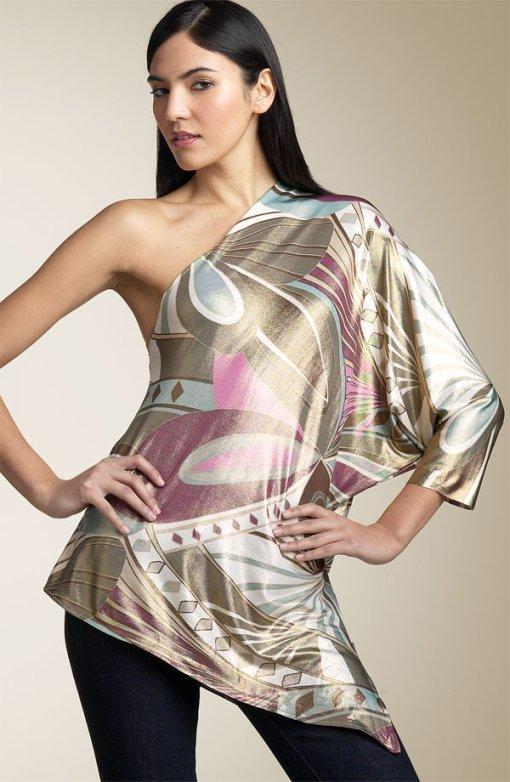 Asymmetrical Tunic Free Sewing Pattern - Sewing 4 Free