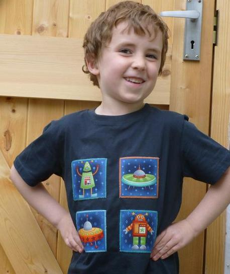 Applique T-shirt tutorial