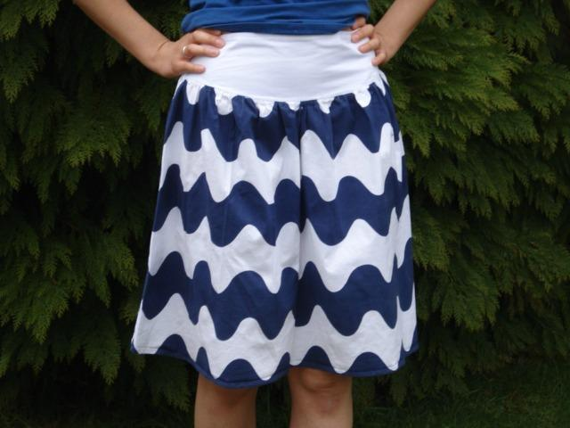 Sofia skirt pattern