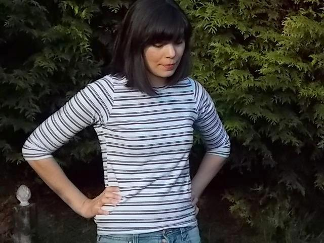 Easy 3/4 sleeve t-shirt