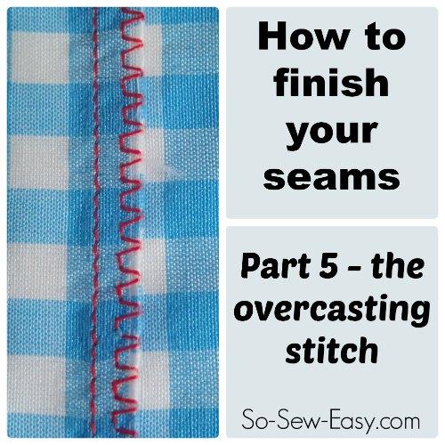 Overcasting stitch