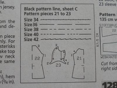 Tracing Burda Patterns the EASY Way