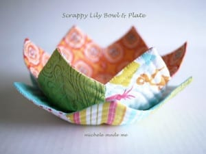 Lily Bowl and Plate Tutorial