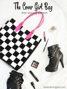 Cover girl bag pattern