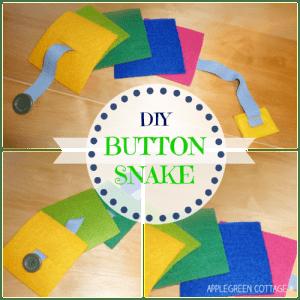 Button snake tutorial