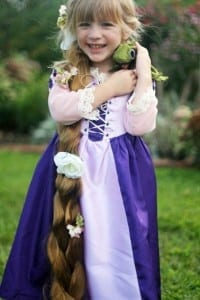 Princess Halloween Costume