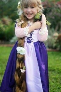 Princess Halloween Costume