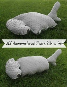 Sharl pillow pattern