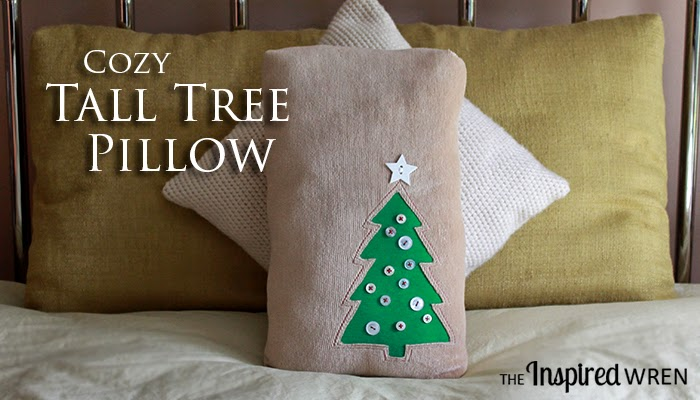 Tall Tree Pillow