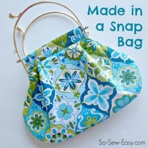 Easy bag pattern