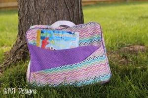Travel bag pattern
