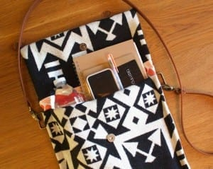 Crossbody bag pattern