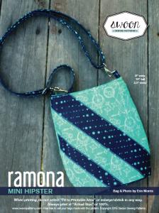 Mini hipster purse pattern