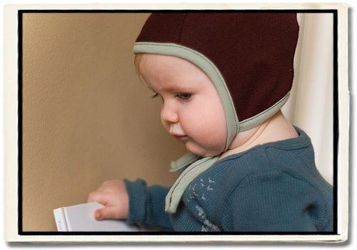 Baby pilot cap tutorial - Sewing 4 Free 7ec0f0964d7