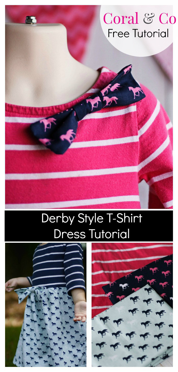 Derby dress pattern