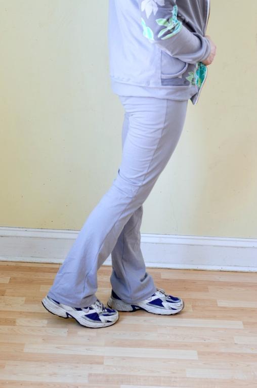 Womens yoga pants pattern