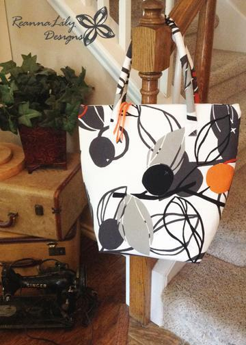 Insulated Grocery Tote pattern