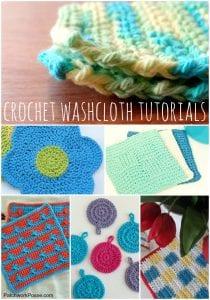 Crochet dishcloth patterns free