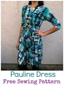 Easy dress patterns to sew