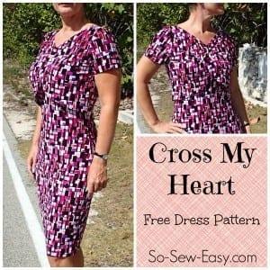 Free easy dress pattern