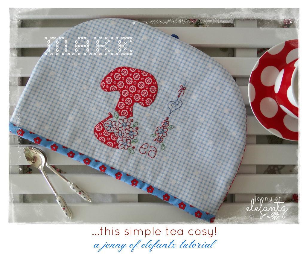 Tea cosy template