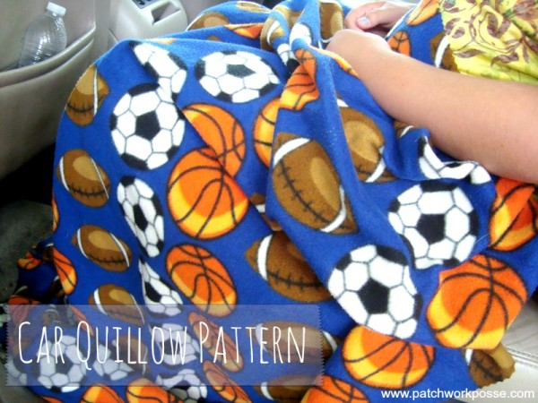 Quillow pattern