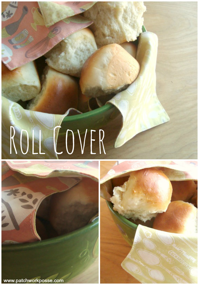 Bread basket cover pattern