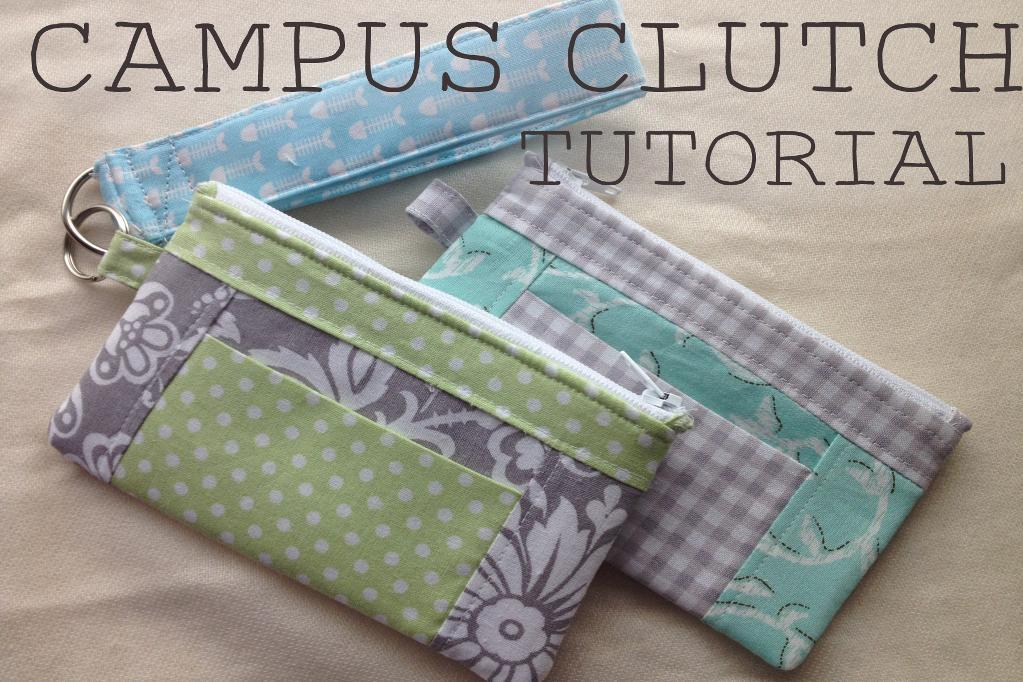 Campus clutch tutorial