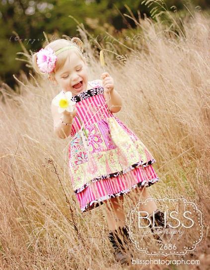 Free Chloe dress pattern