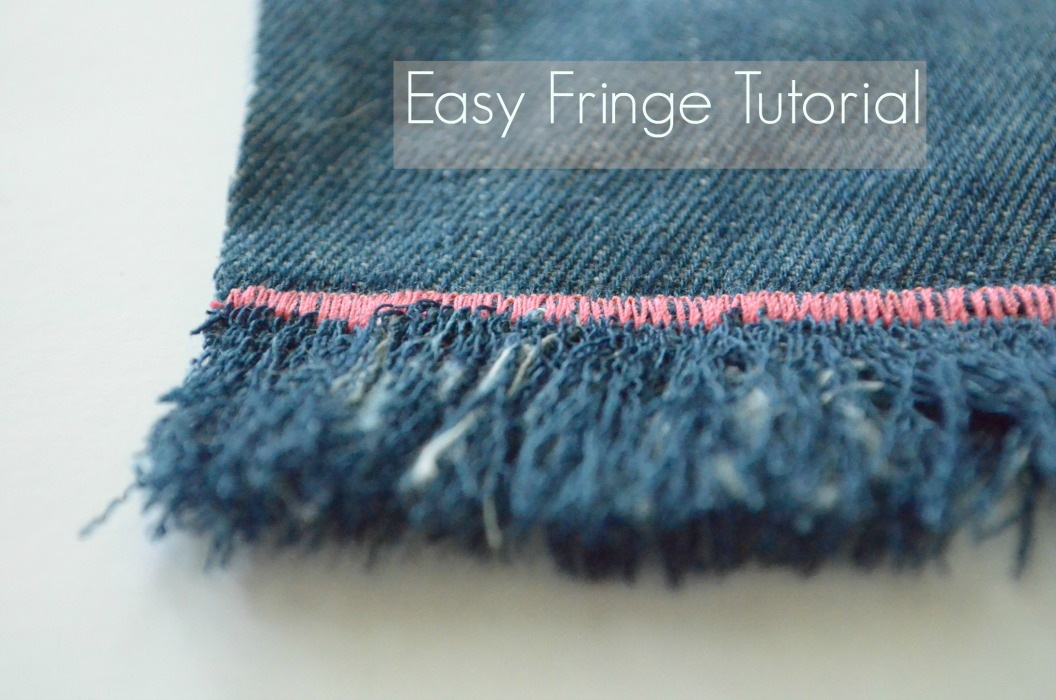 Fringe tutorial
