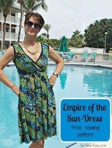 Empire sundress