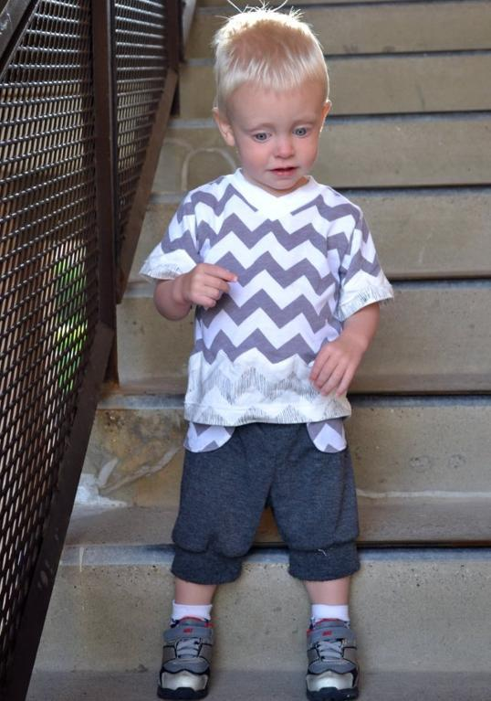 Playtime pants pattern