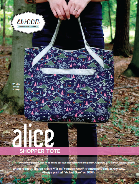 Alice bag pattern