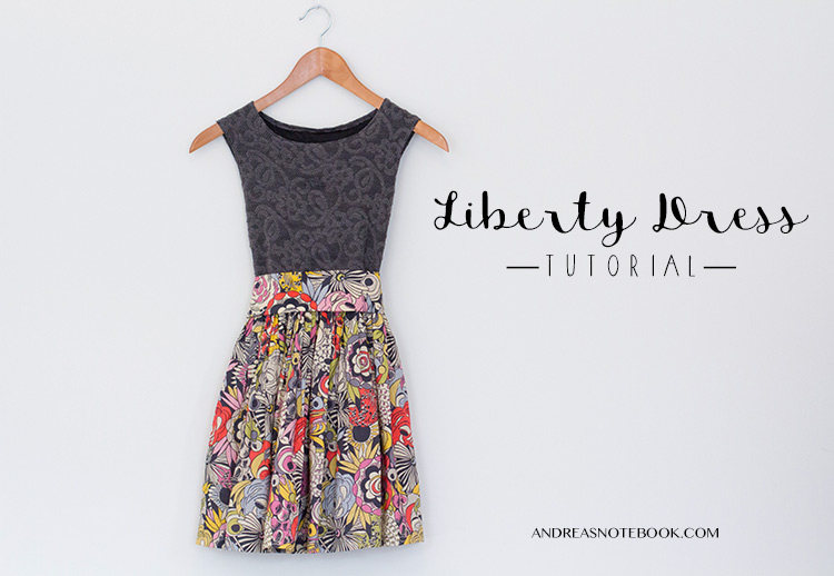 Liberty dress pattern