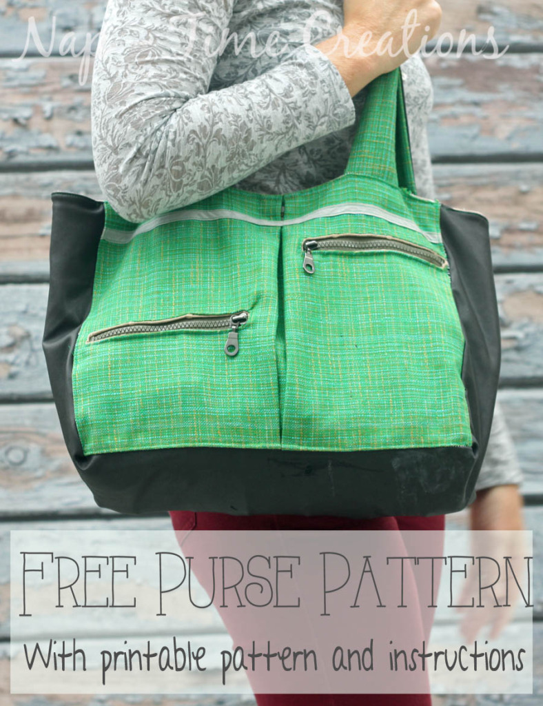 Winter purse pattern