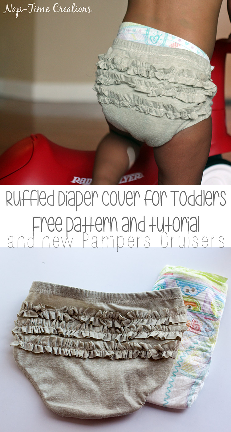 Free toddler diaper cover pattern