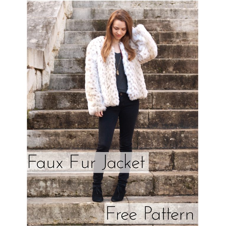 Faux Fur Jacket pattern