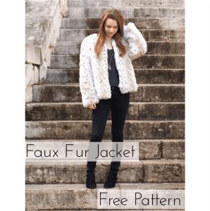 Faux Fur Jacket pattern