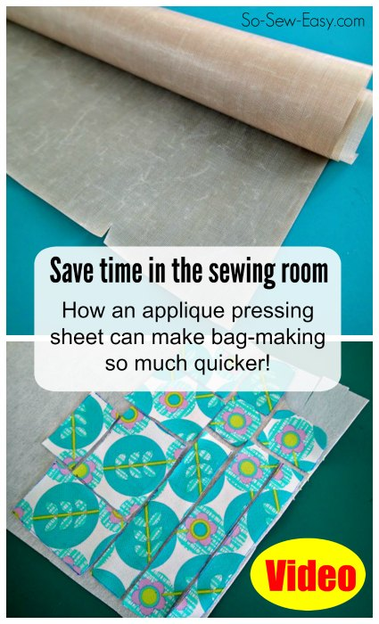 Save time in the sewing room