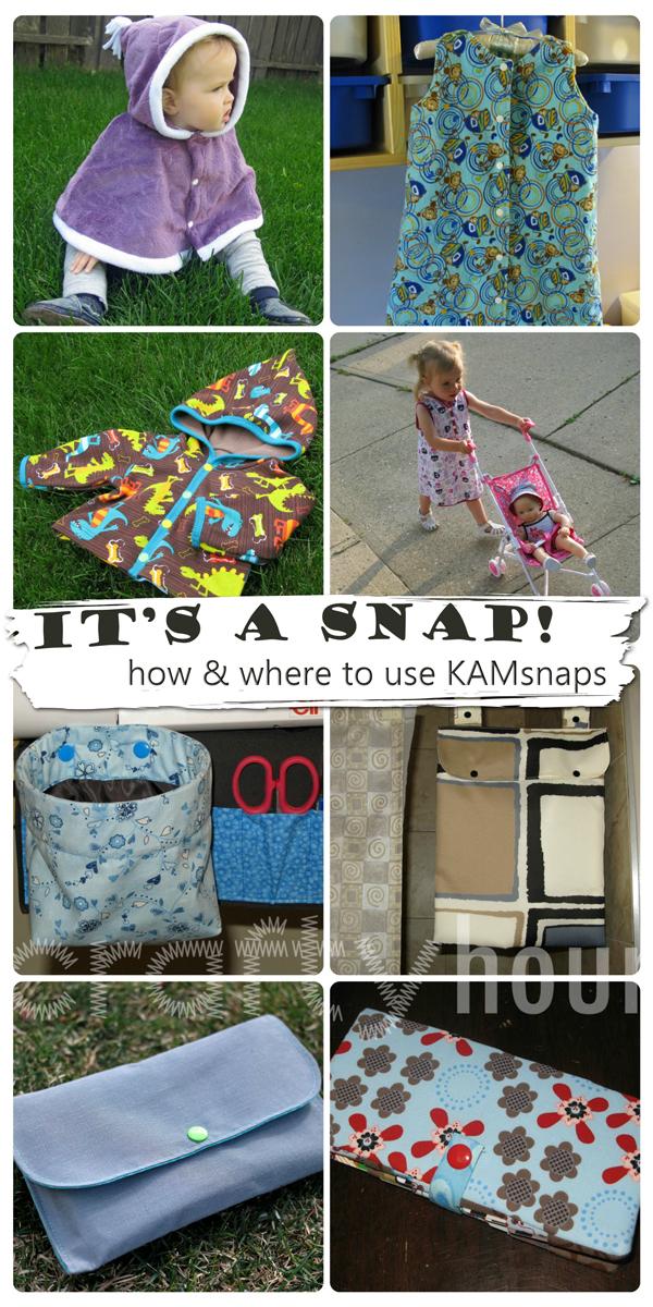 KAM snaps uses