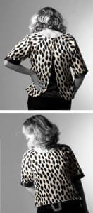 60s Inspired top pattern