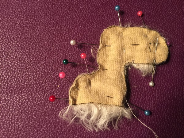 How to make a bear plushie