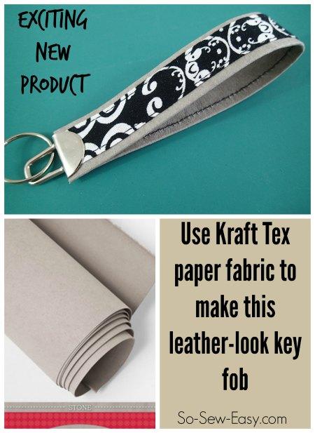 Kraft Tex key fobs