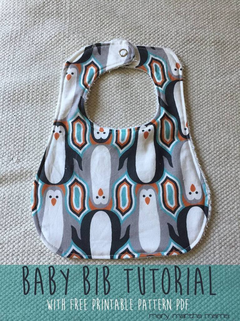 photograph regarding Baby Bib Pattern Printable named Boy or girl bib absolutely free practice - Sewing 4 No cost