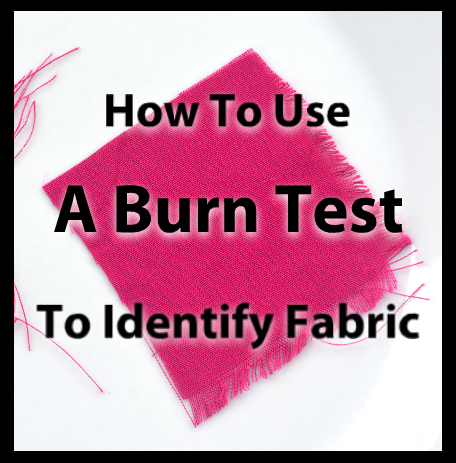 How to find fabric content