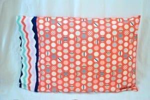 15 Minute Pillowcase pattern