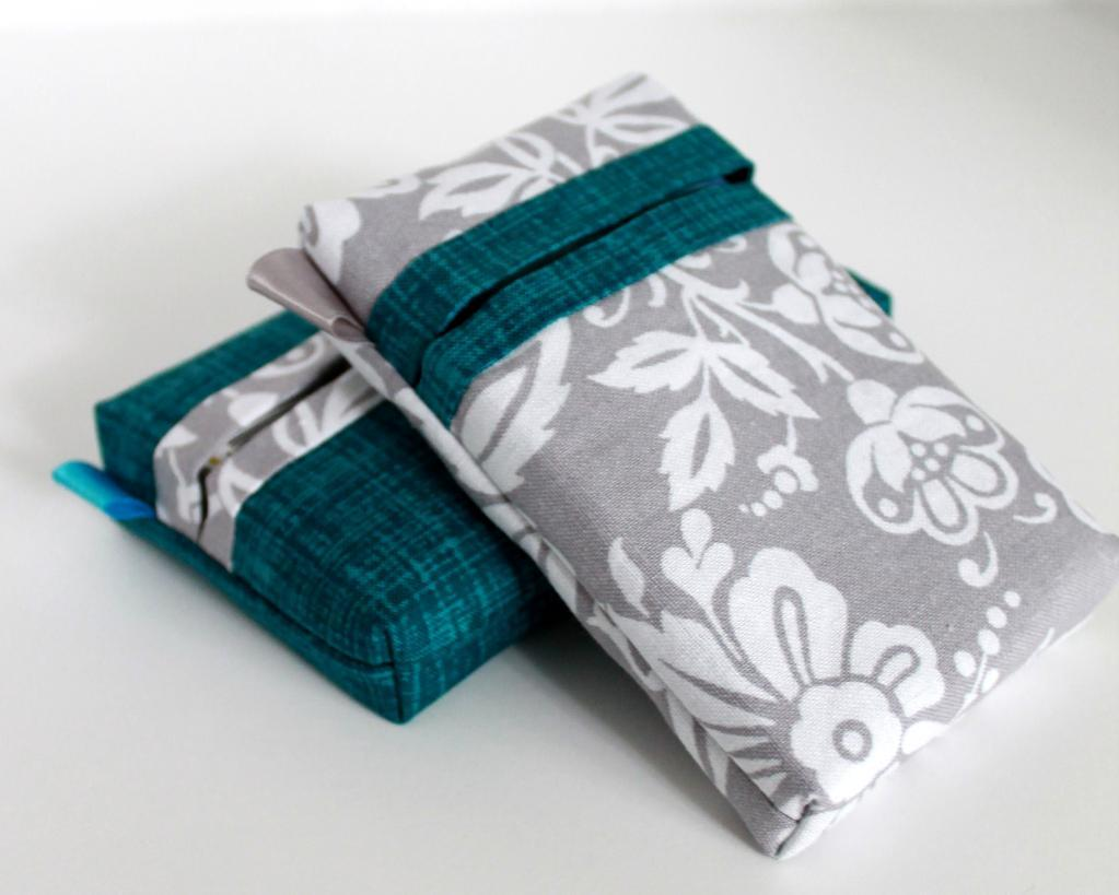 Pocket Tissue Pack Cover tutorial