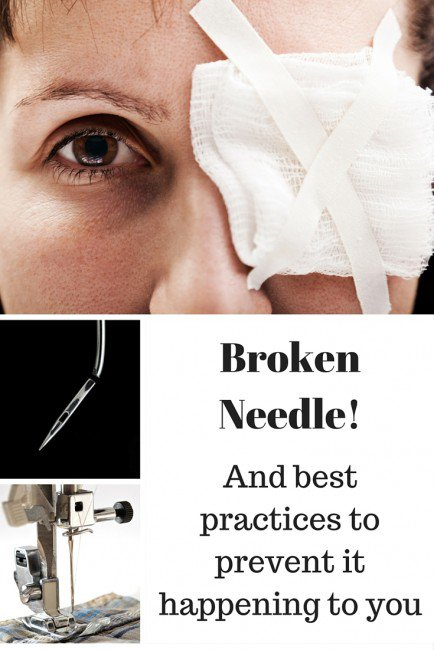 How to prevent a Broken Needle